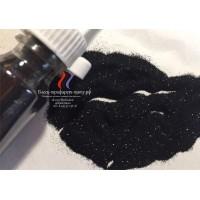 Глиттер (блёстки) 100 грамм 0,1 микрона, черный